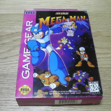 Mega Man Pack