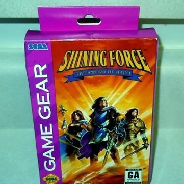 Shining Force Hajya Pack 3