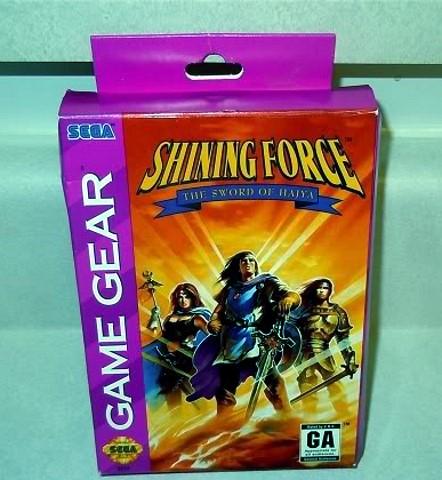Shining Force Hajya Pack 3