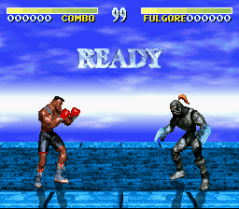 Killer Instinct SNES - 3