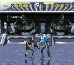 Killer Instinct SNES - 4