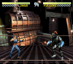 Killer Instinct SNES - 7