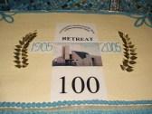 Centenary Cake