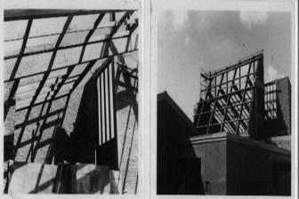 CONSTRUCTION OF CHURCH BUILDING 6TH AVENUE, RETREAT