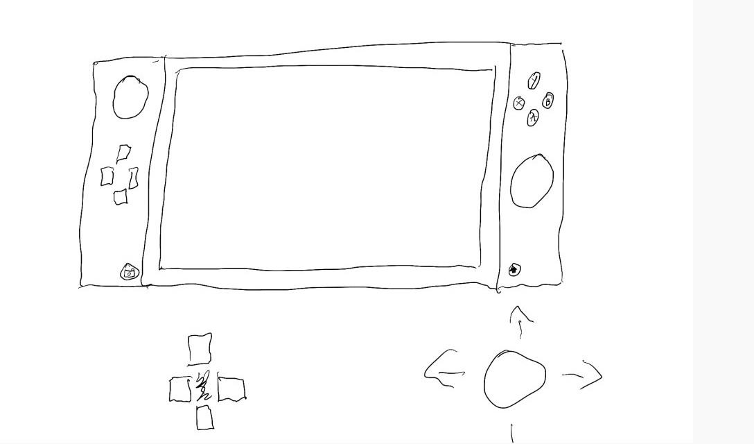 Nintendo NX rumors: Share button, split D-Pad, cartridges