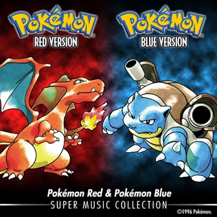 Pokemon Red, Green, Blue & Yellow MP3 - Download Pokemon Red, Green, Blue &  Yellow Soundtracks for FREE!