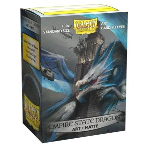 Dragon Shield: Empire State Dragon (100) Protective Sleeves
