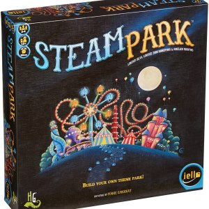 Steam Park- Board Game