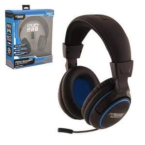 PS4 KMD: Wired Pro Gamer Headset