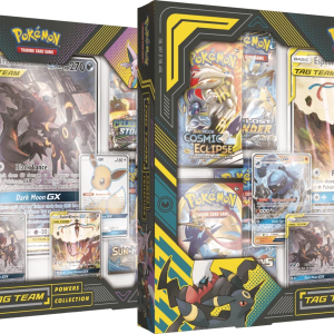 Pokemon -TAG TEAM Powers Collection