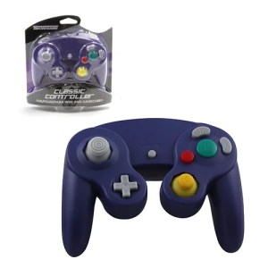 GameCube TeknoGame: Wired Controller – Various Colors