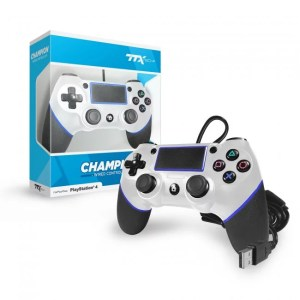 PS4 TTX: Champion Wired Controller – Various Colors
