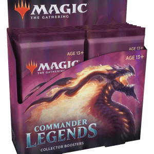 [PRE-ORDER] Magic: The Gathering: Commander Legends – Collector Booster Display