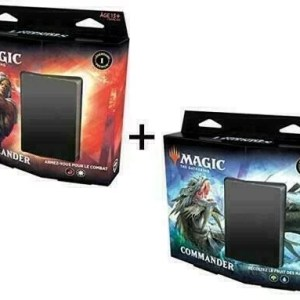 Magic the Gathering: Commander Legends – Commander Deck Set (Set of 2)