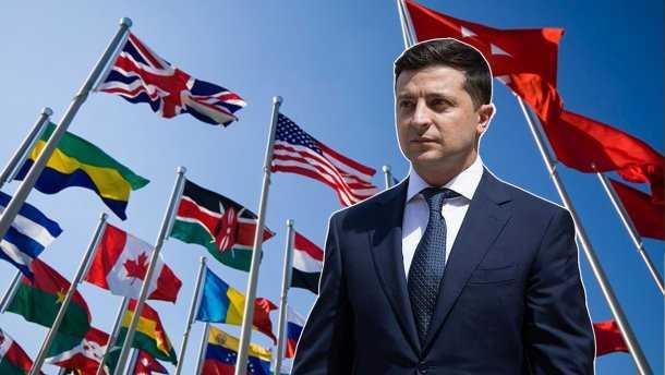 The Washington Post Попытка Зеленского перезагрузить внешнюю политику Украины обернулась катастрофой