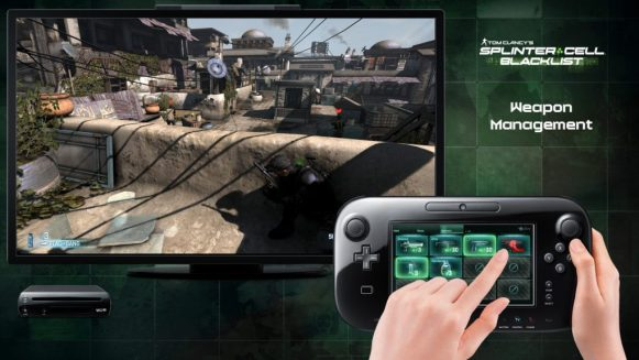 Splinter Cell Blacklist on Wii U