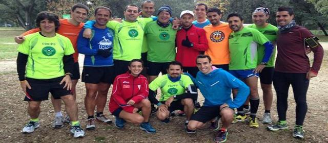Evento Drinking Runners #kmsXalimentos