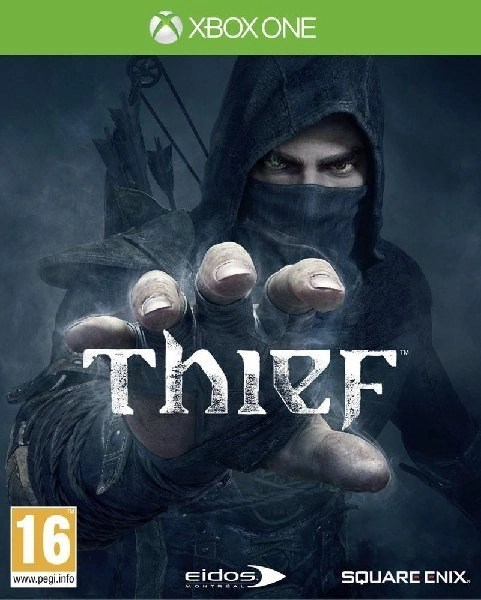 Thief Xbox One cover