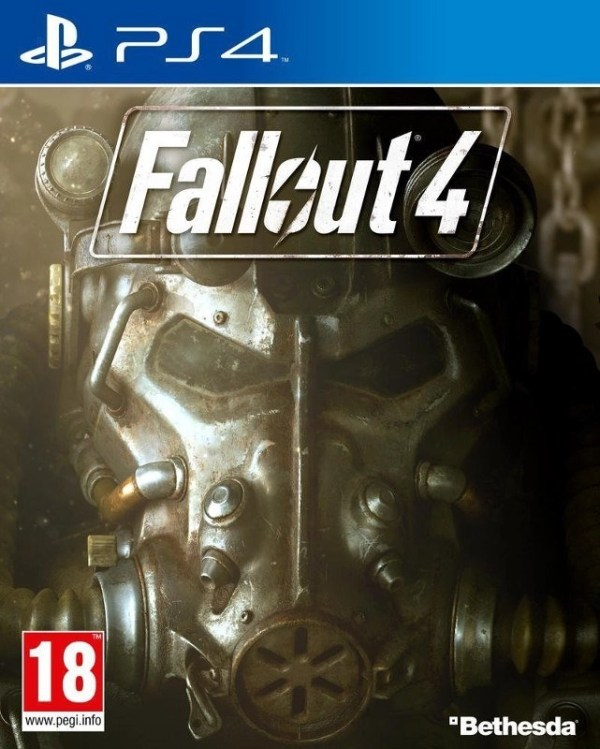Fallout 4 PS4 cover