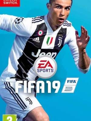 FIFA 19 Nintendo Switch cover