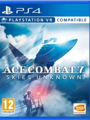 Ace Combat 7 Playstation 4 cover