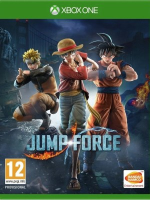 Jump Force Xbox One cover