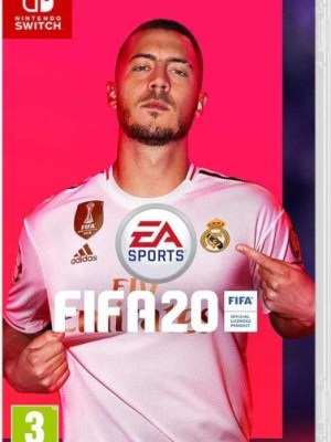FIFA 20 Nintendo Switch cover