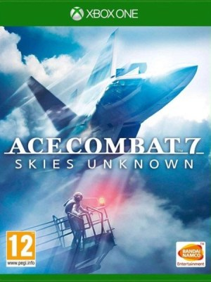 Ace Combat 7 Skies Unknown Xbox One cover