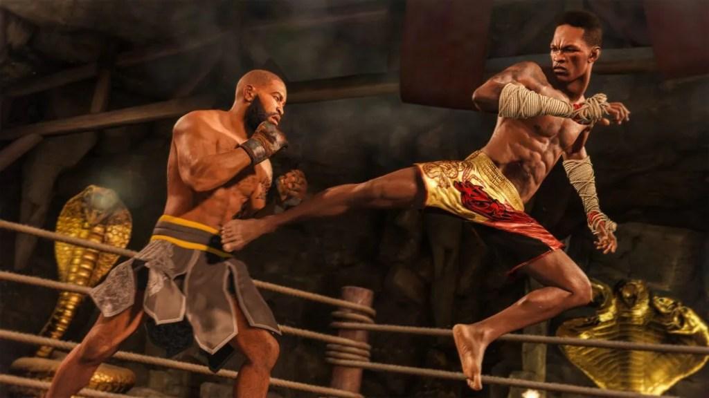 UFC 4 1 Screenshot