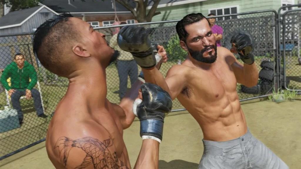 UFC 4 Screenshot