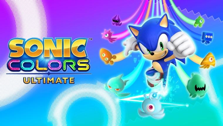 Sonic Colors Ultimate E3 2021