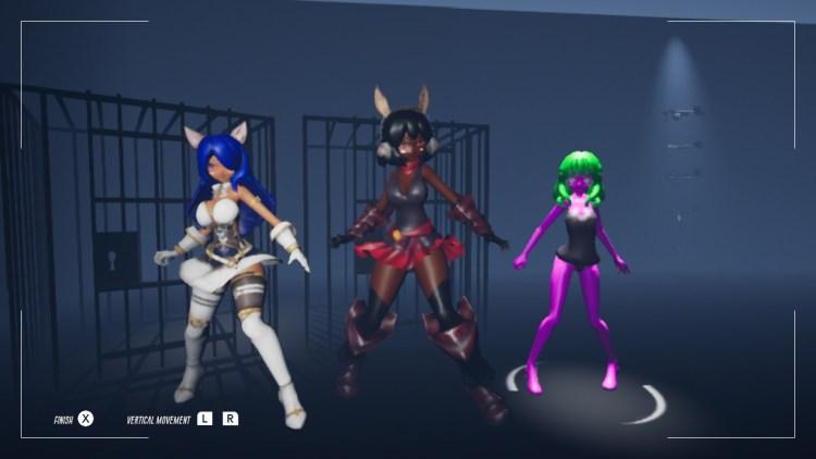 Hentai vs Evil Trio