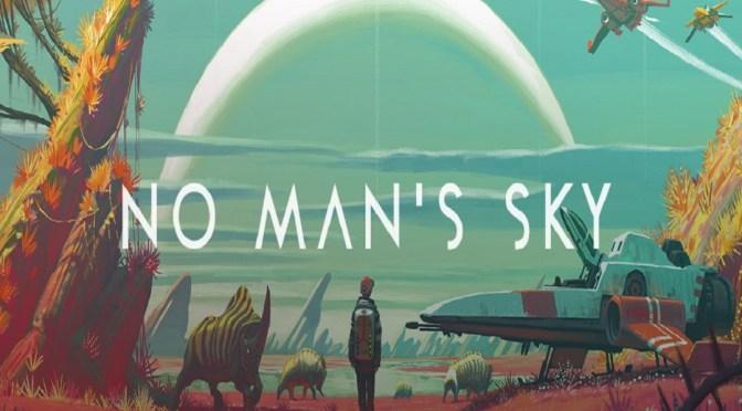 No Man's Sky Walkthrough Begins