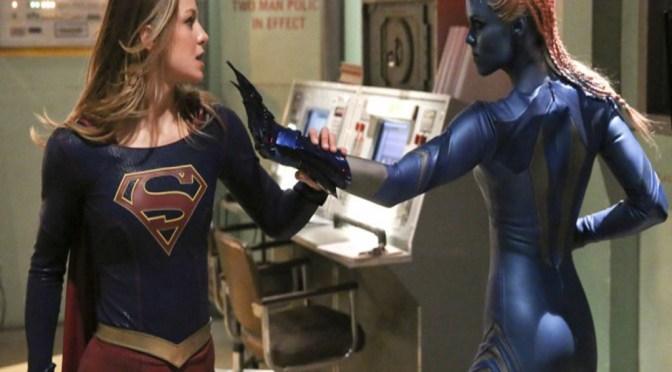 Supergirl – Indigo versus Supergirl