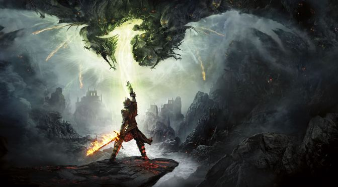 Dragon Age Inquisition Walkthrough Begins