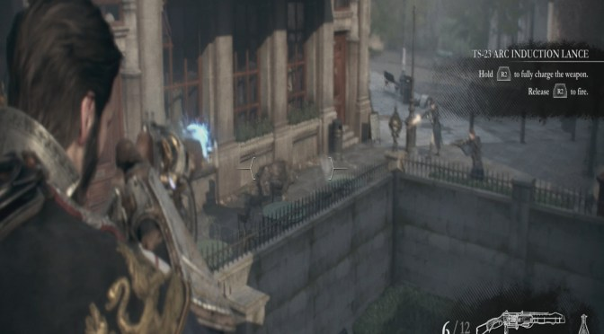 The Order 1886 Weapons Guide