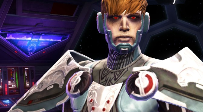 SWTOR Return of the Level 50 Sith Inquisitor