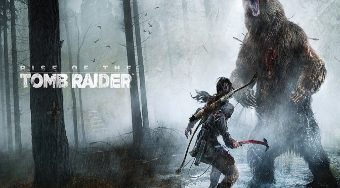 Tomb Raider Walkthrough Begins