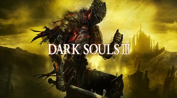 Dark Souls 3 Walkthrough Begins