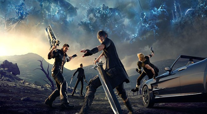 Final Fantasy 15 Walkthrough Game Guide