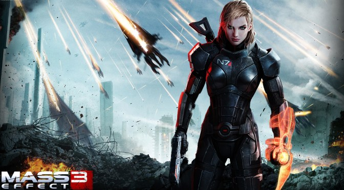 Mass Effect 3 Biotic Charge