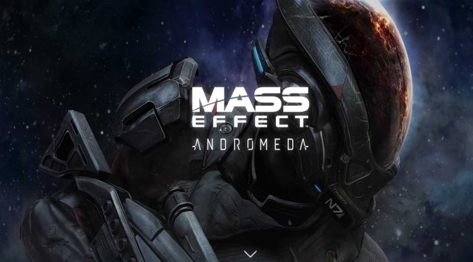 Mass Effect Andromeda Gameplay Walkthrough Game Guide