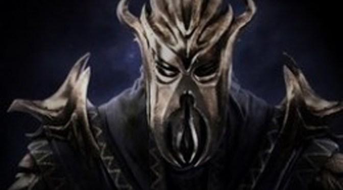 Skyrim Start Dragonborn Quest