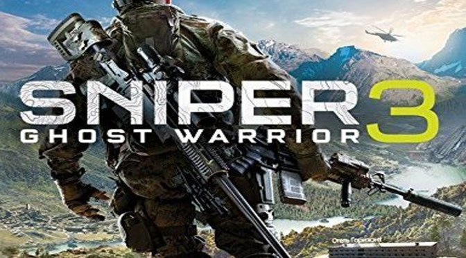 Sniper Ghost Warrior 3 Get to Craft Bench Weapon List at Safehouse
