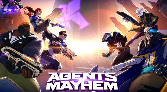 Agents of Mayhem Level Up Upgrade