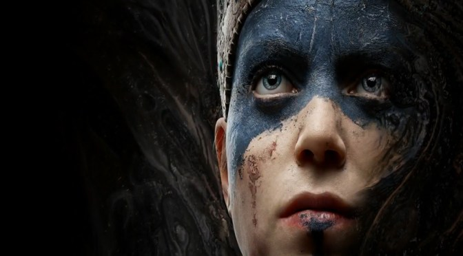 Hellblade Senua's Sacrifice Fire God Path Walkthrough Open Gate Find Fire Signs