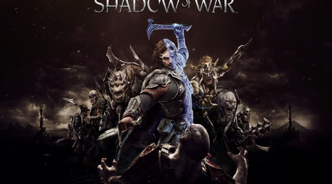 Middle Earth Shadow of War Skills