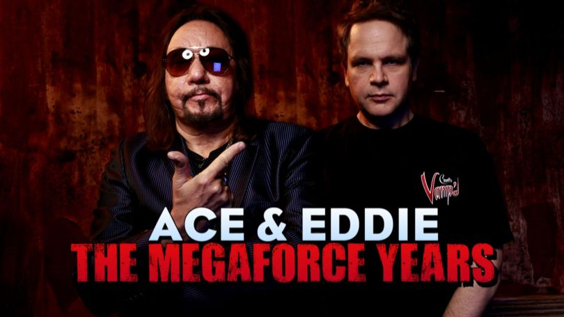 Eddie Trunk and Ace Frehley: Megaforce - That Metal Show (Video Clip) | VH1