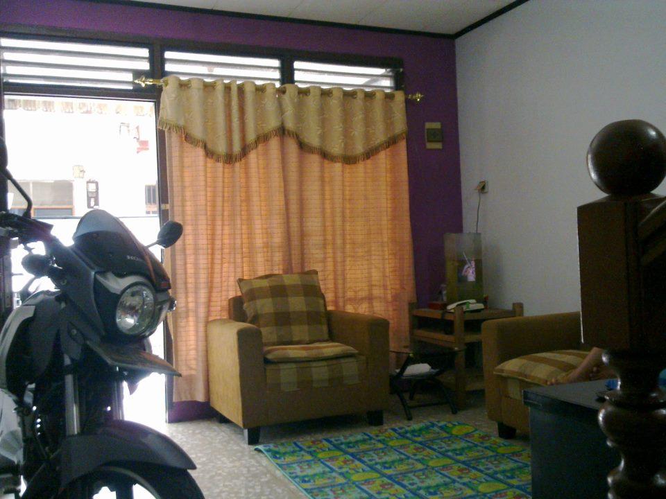 Dijual rumah 2Lt minimalis kokoh dan cantik Siap Pakai