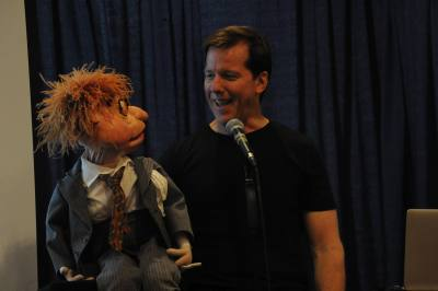 Jeff Dunham and Larry